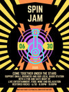 SPIN JAM PATRON TICKET FOR 2