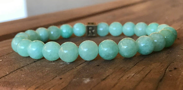 November Bracelet of the Month - Burma Jade - A Life Fulfilled