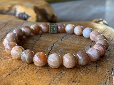 March Bracelet of the Month - Sunstone - I Feel Cheerful
