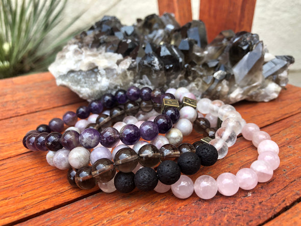 Calm Your Nerves - I Feel Bracelet Bundle to Soothe Anxiety