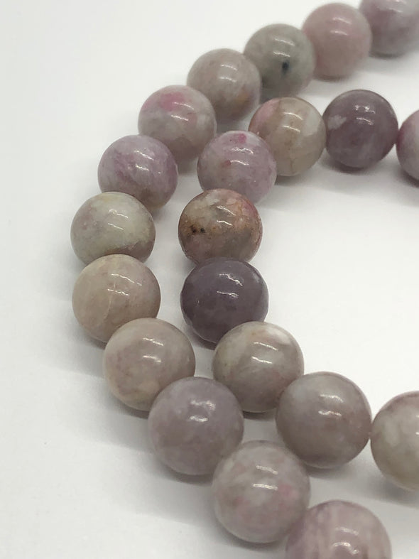 Lepidolite Beads - Wholesale