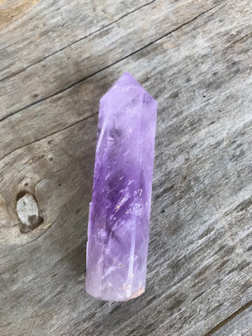 Amethyst Crystal Point - Medium