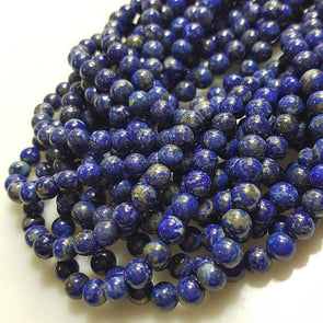 Blue Lapis Natural Stone Beads