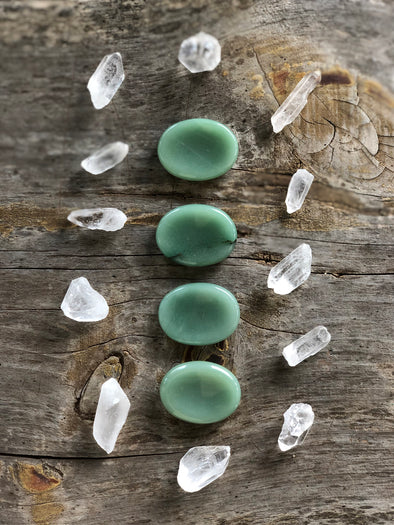 Worry Stones - Natural Gemstone