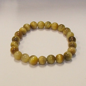 Golden Tiger Eye Stone Bracelet