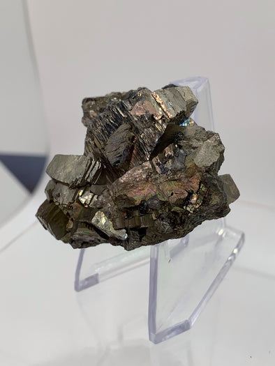 Fluorite with Pyrite Collecter Specimen (21)