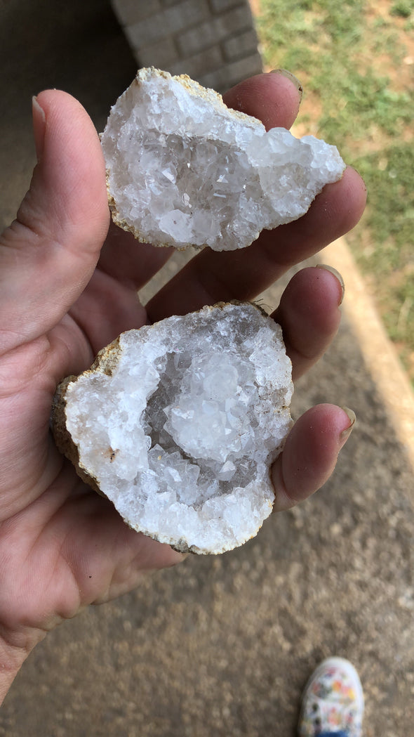 Mystery Geodes