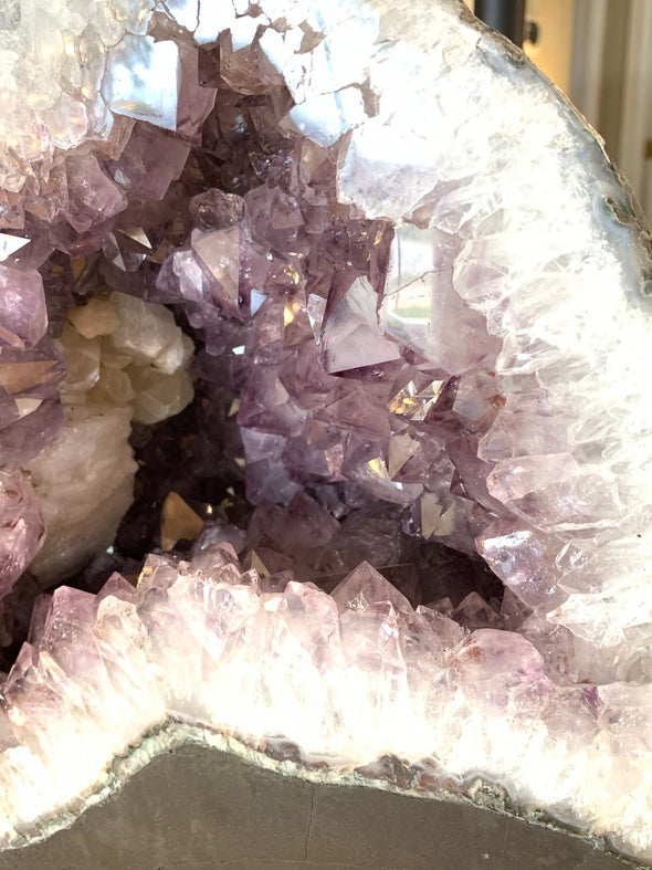 Amethyst Cathedral - Brazil (2246)