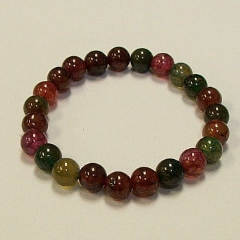 Tourmaline Color Stone Bracelet
