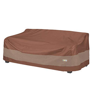 Duck Covers Ultimate Waterproof 87 Inch Patio Sofa Cover