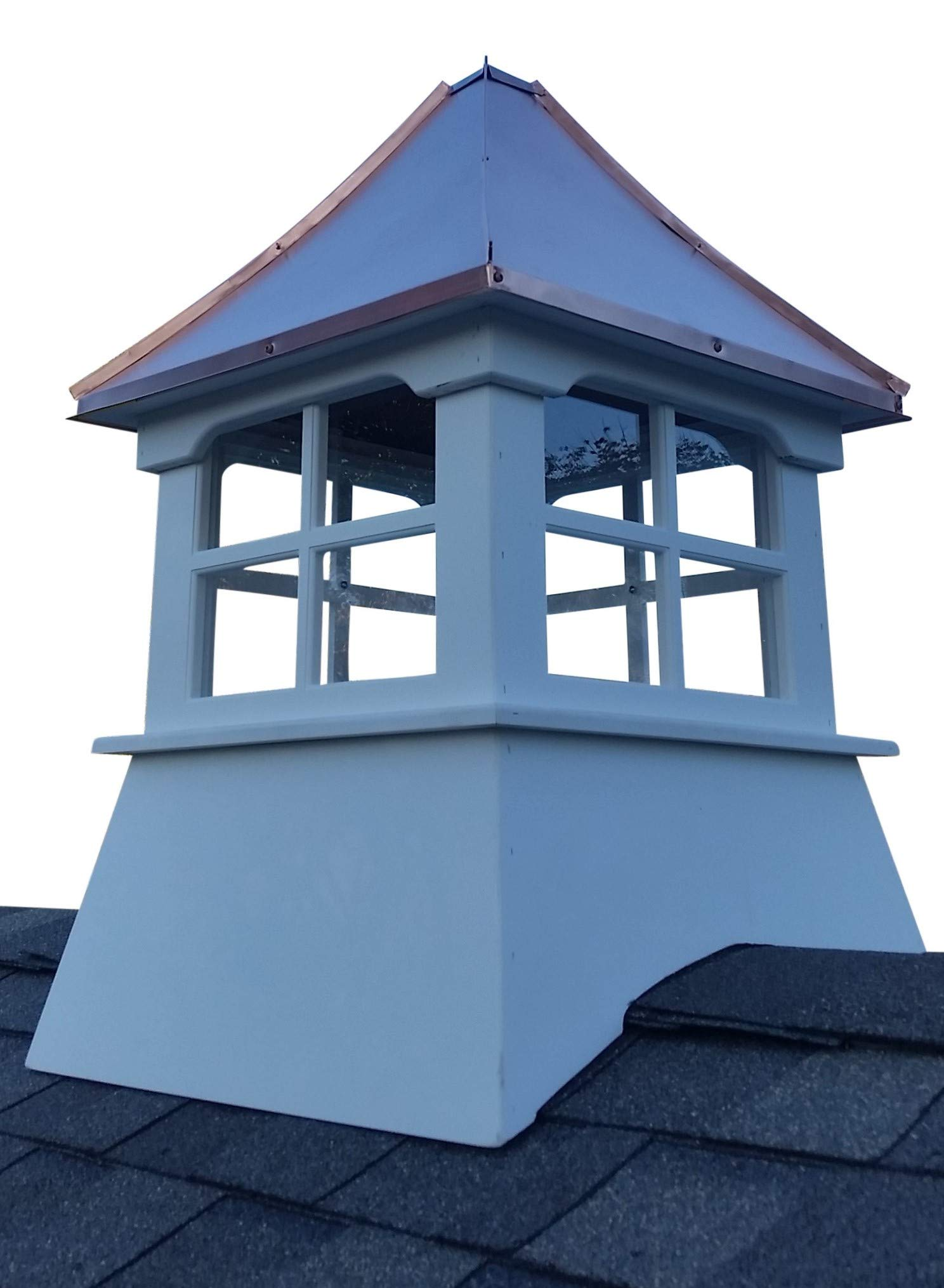 Accentua Charleston Cupola, 24 in. Square, 39 in. High