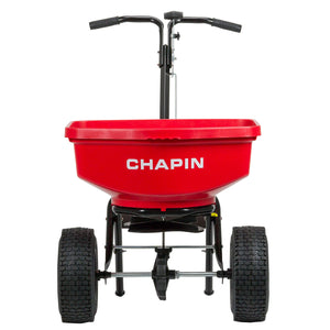 Chapin International 8301C Chapin Contractor Spreader, 80 Lb. Capacity, 1, Red