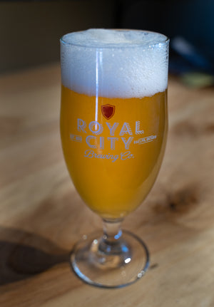 Royal City Chalice Glass