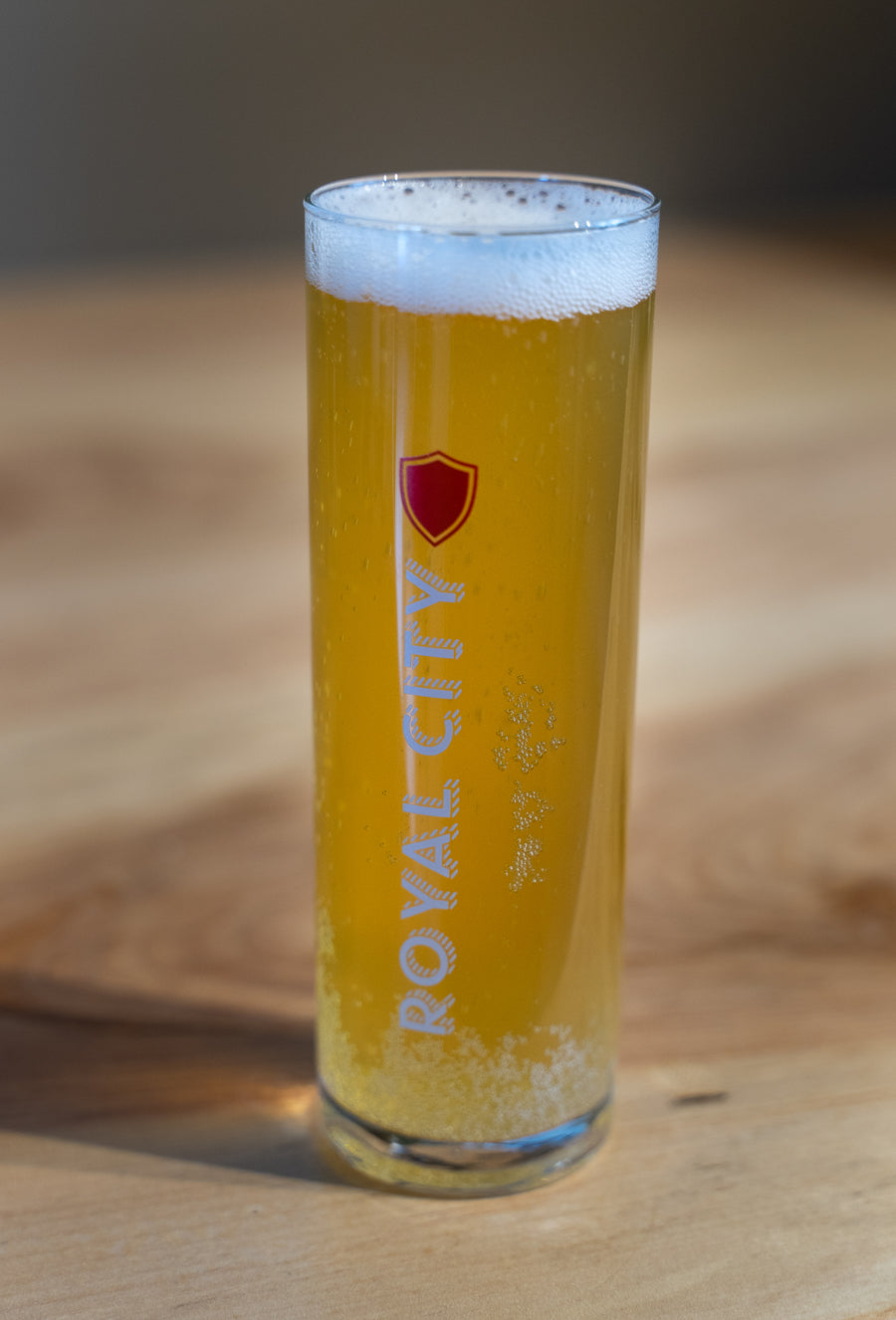 Royal City Kolsch Glass