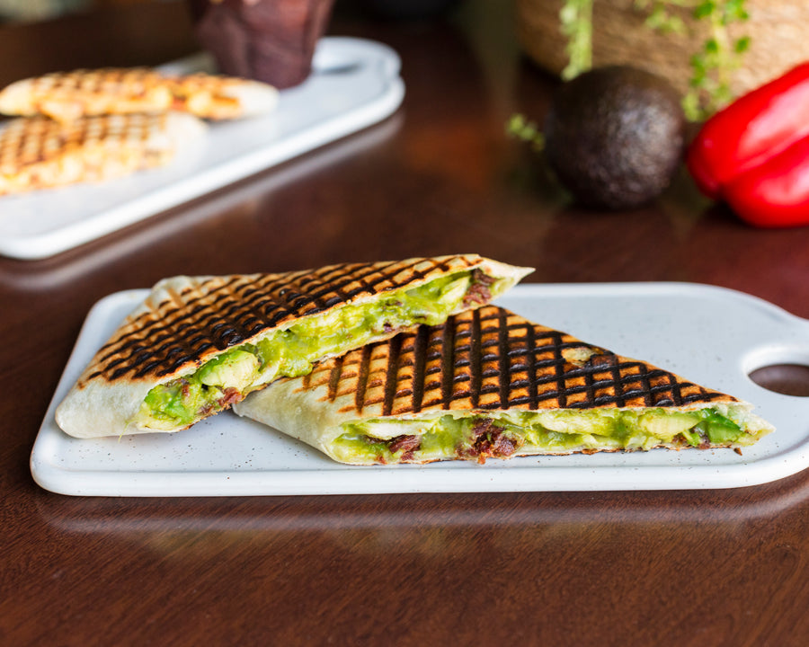 Foodie Friday with Pressed for Time Panini
