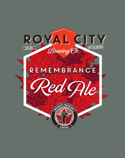 Remembrance Red Ale