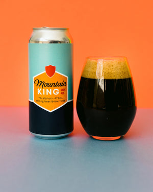 Mountain King Dark Ale