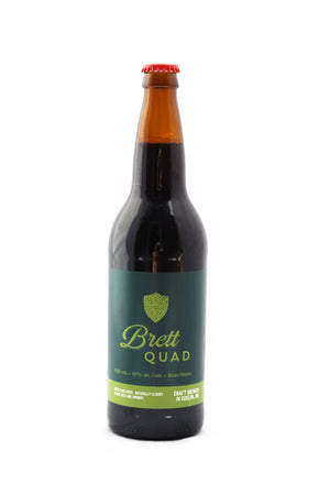 Brett Quad 650ml