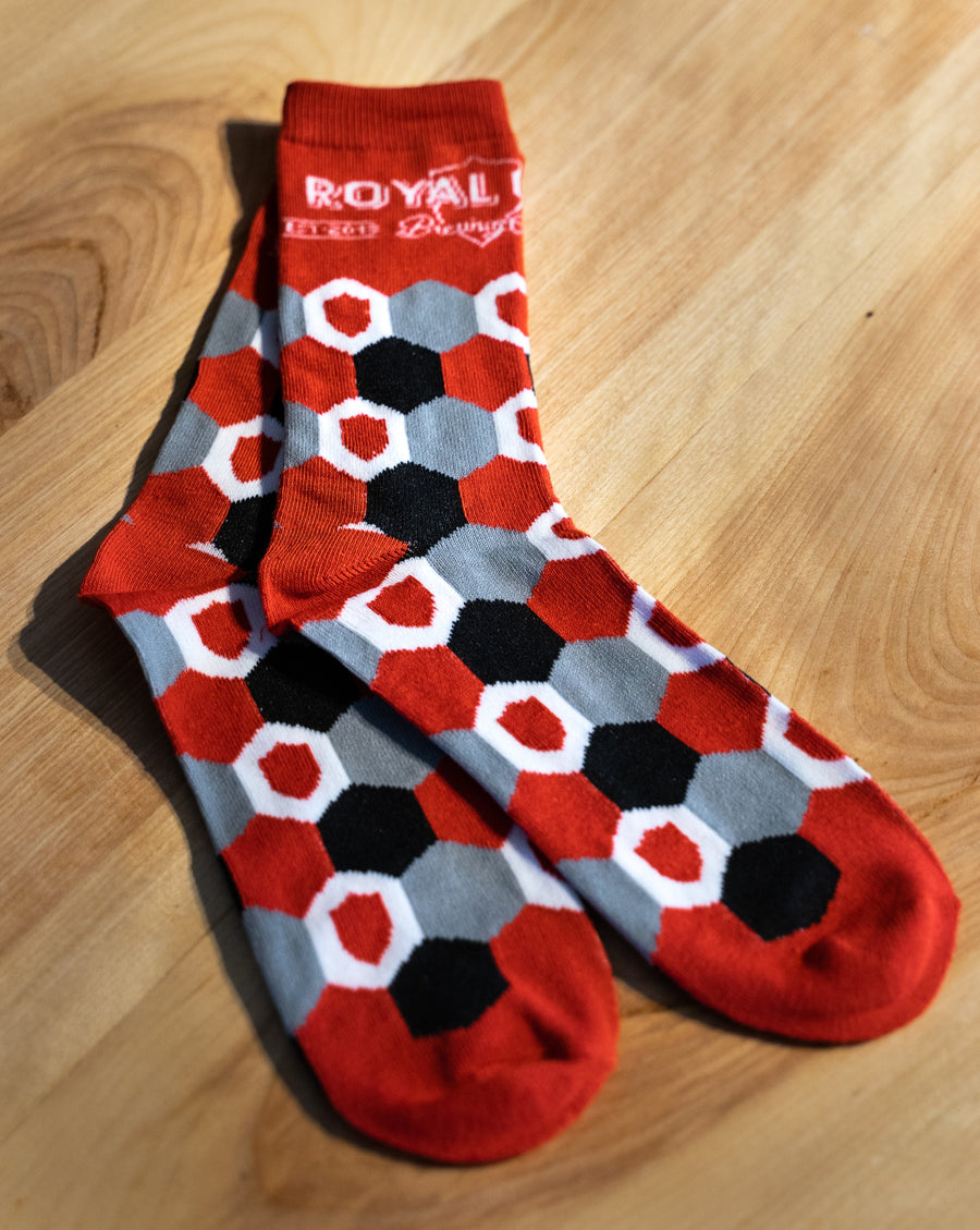 Royal City Socks