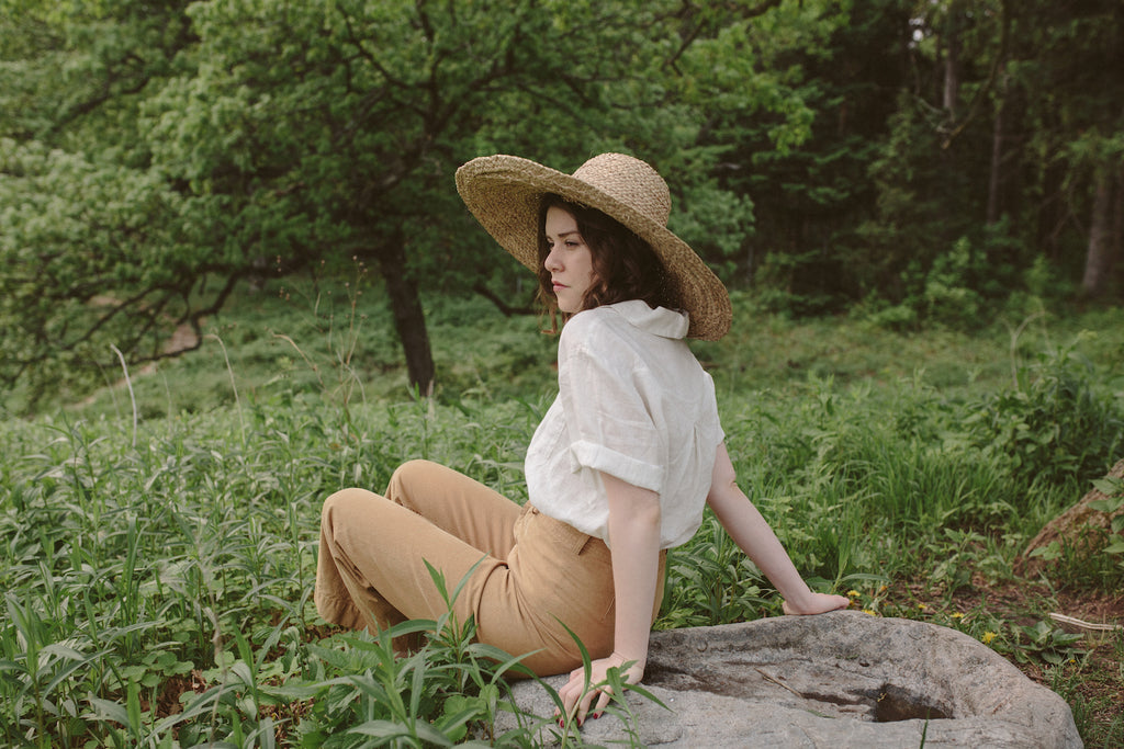 In the Wildflower Garden: An Editorial with Emilie Ann Szabo