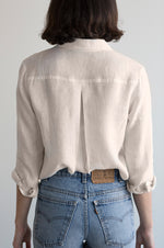 Long Sleeve in Oatmeal