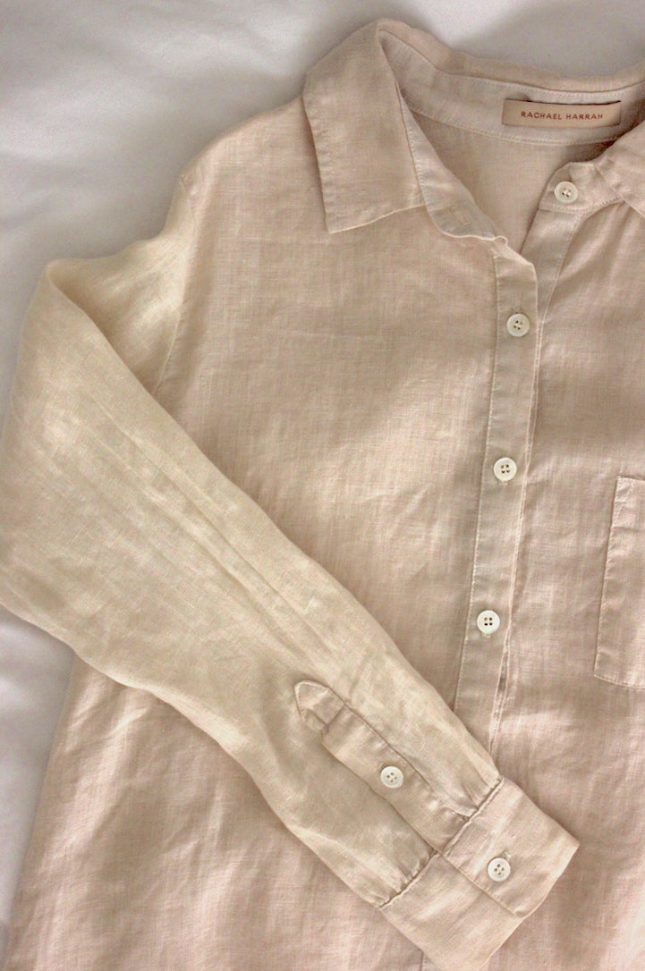 Second | Long Sleeve in Tan