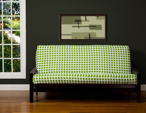 Block Island Futon Cover by SIS