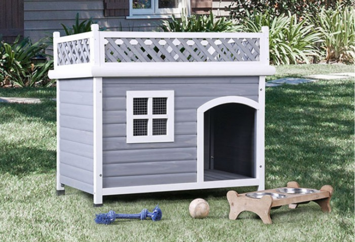 Cayuga K9 Pet House