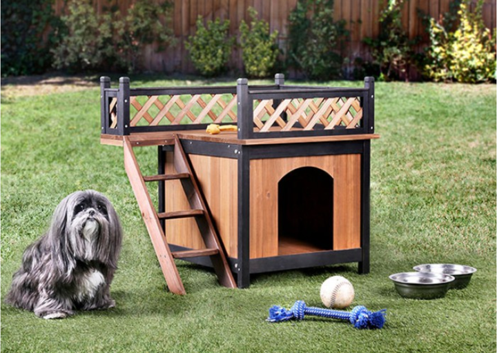 Cresbard K9 Pet House