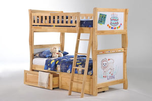 Scribbles Bunk Bed