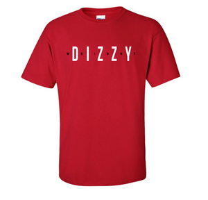 Dizzy Red Tee