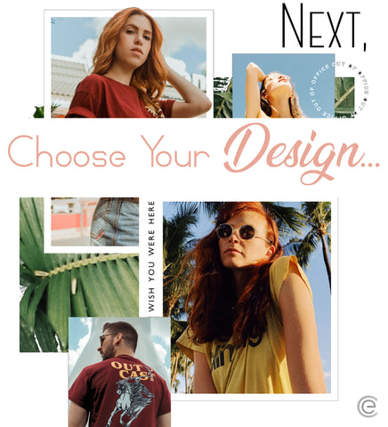 Choose Your Design...