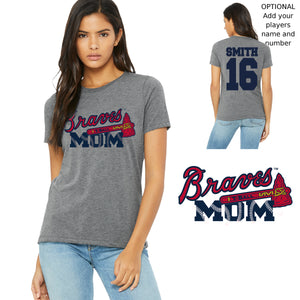 Braves T-Ball Mom