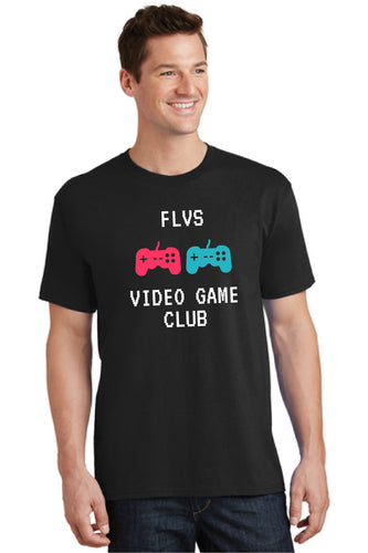 FLVS Video Game Club Tee