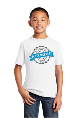 FLVS Book Club Tee-Youth