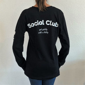 FGSC Long Sleeve T-Shirt - Black