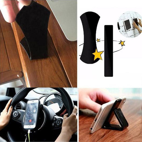 2 Pcs Magic Nano Rubber Pad Universal Sticker