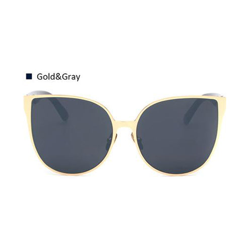 2018 New Oversize Cat Eye Sunglasses