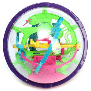 3D Magical Intellect Maze Ball