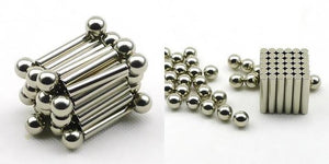 Magnet Construction Set Magnetic Bar and Balls
