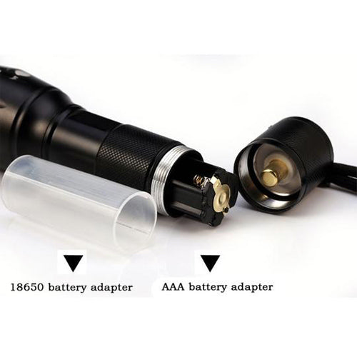 Brightest and Strongest Tactical Flashlight