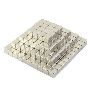 Magnetic Cube Puzzle
