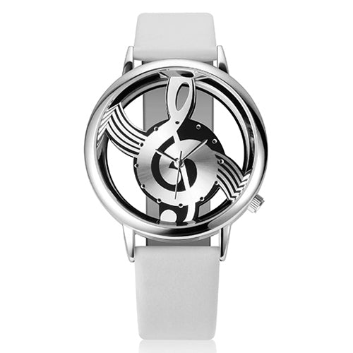 Musical Note Wrist Watch