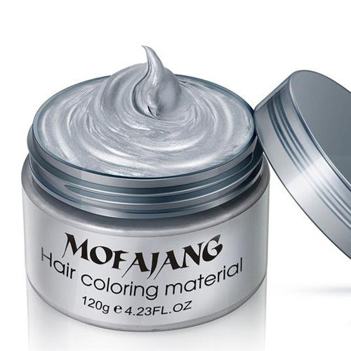 Styling Hair Color Wax