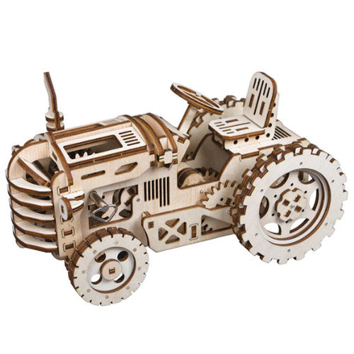 Tractor DIY Puzzle Assembly Toy