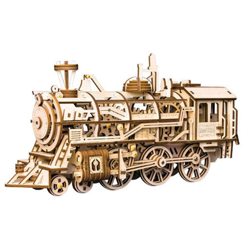 Train DIY Puzzle Assembly Toy