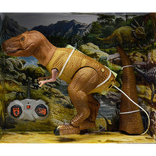 Load image into Gallery viewer, Dinosaur Toy With Remote Control