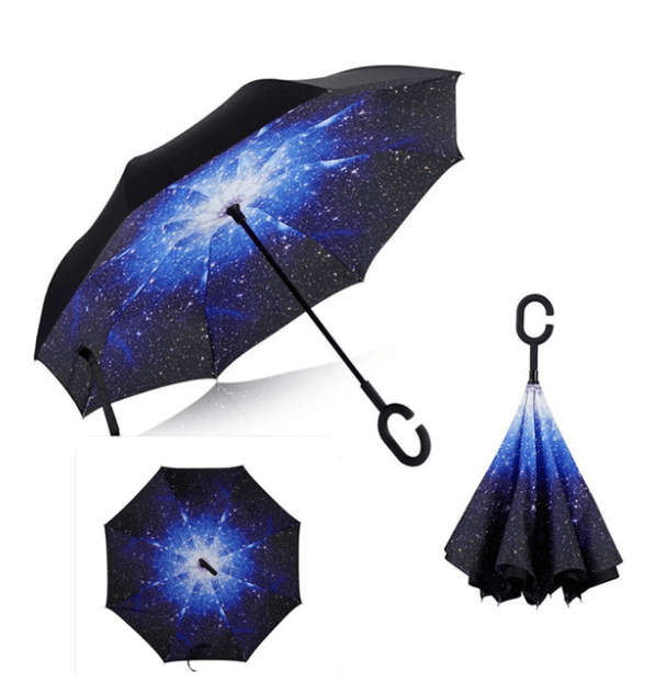 Wind-Proof Reversion Umbrella
