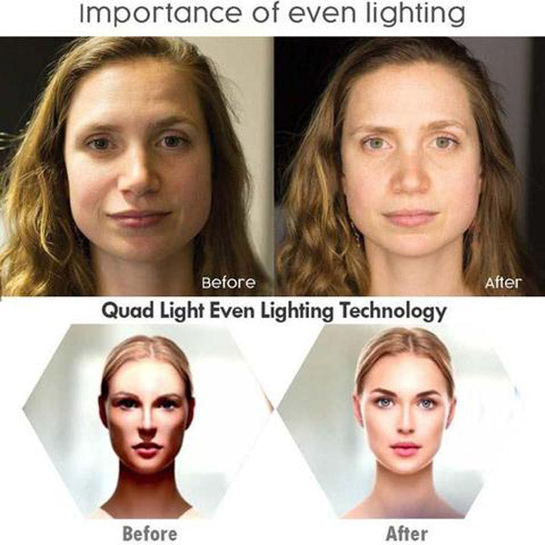 Professional LED Make Up Bulbs