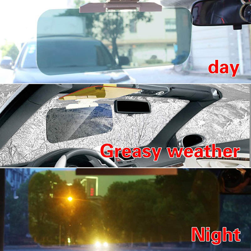 anti glare visor